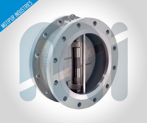 Check_Valve-Flanged-Type