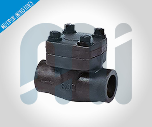 Forged_Steel-Check-Valve