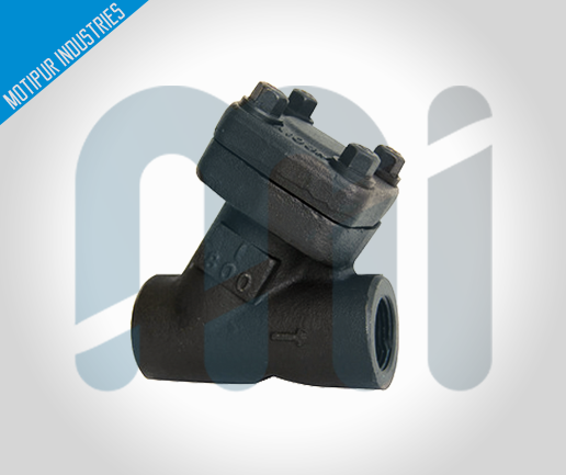 Forged_Steel-Y-Type-Strainer